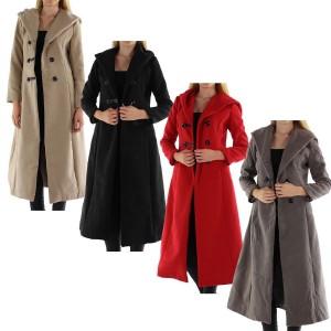 Quel manteau long femme devons nous choisir ? ... c'est selon nos goûts bien sûr !