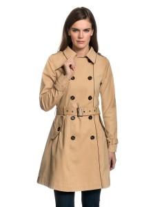 Le célèbre Trench-coat, manteau long pour femme