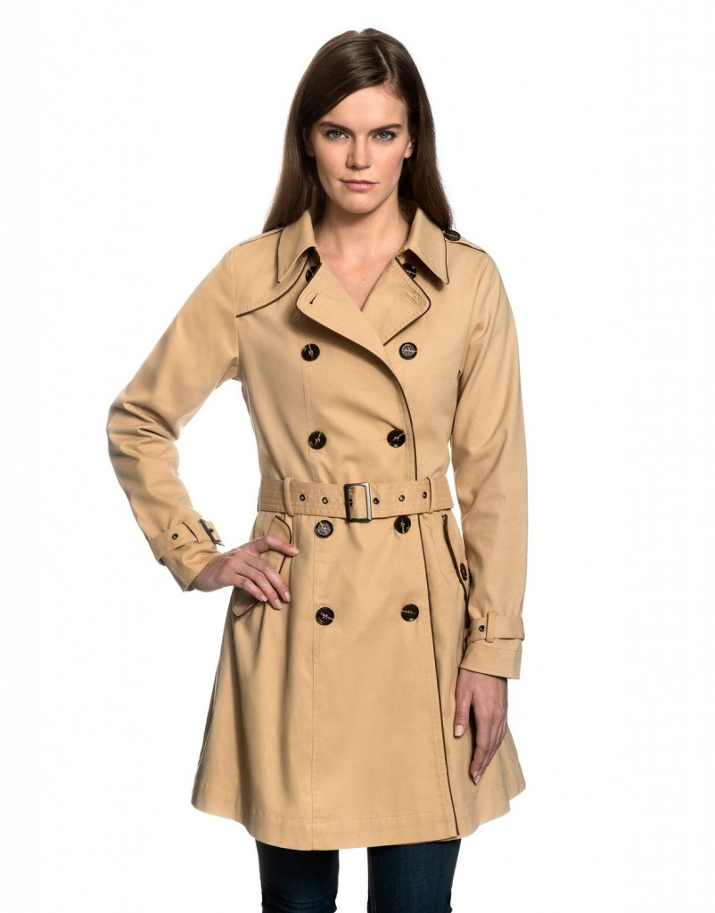 Trench coat femme   Manteau long femme f5f46615a27a