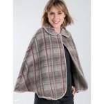 La pèlerine, un manteau un peu spécial