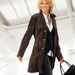 La redingote, un manteau un peu démodée ?